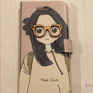 iPhone 5 The Boy & The Girl Case